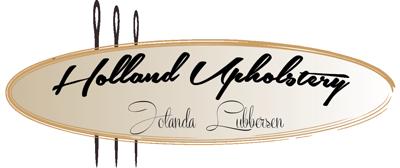Holland Upholstery logo